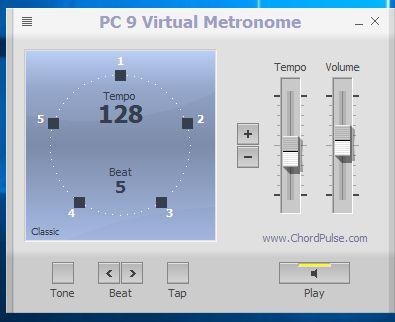 metronome software windows 10 3