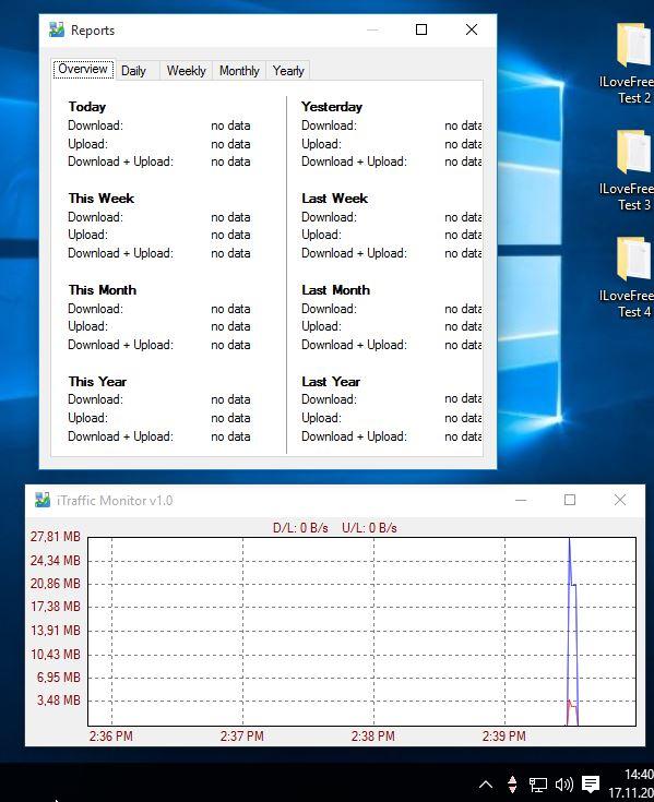network meter software windows 10 4