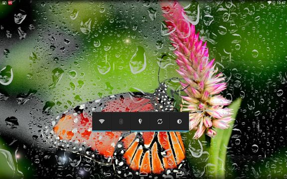 rain live wallpaper apps android 1