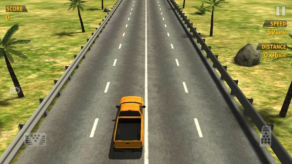 traffic racing games android 1