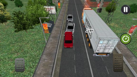 traffic racing games android 3