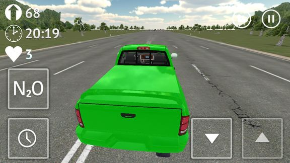 traffic racing games android 4
