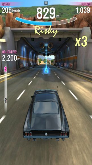 traffic racing games android 5