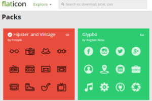 websites to download free vector icons