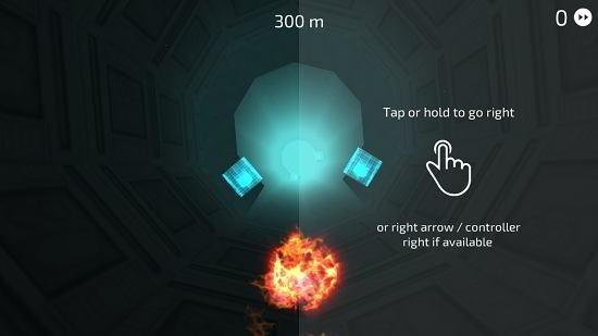 Drop Tube gameplay