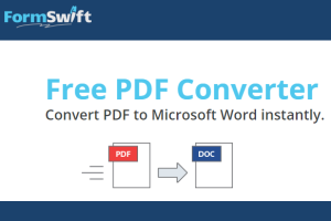 Free Online PDF to DOCX converter