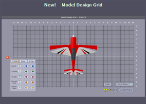 3D Aircraft Design Software With Preset Models and Parts - I Love