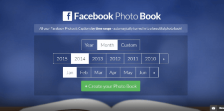 Photobook select year
