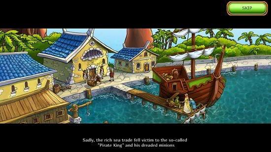 Set sail introduction
