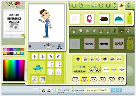 online cartoon maker