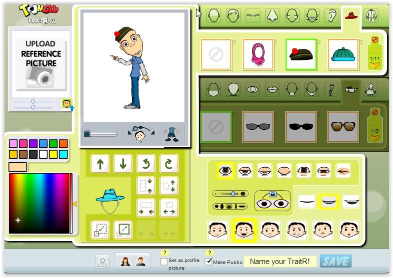 5 Free Online Cartoon Maker I Love Free Software