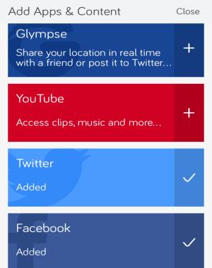 add accounts