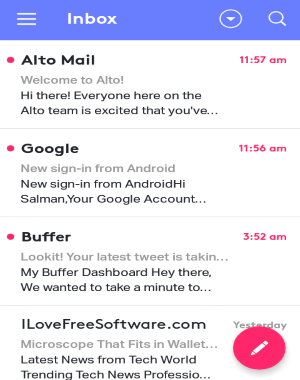 aol email client