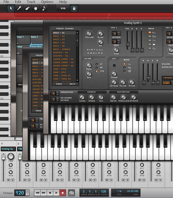 audio workstation extensions chrome 1
