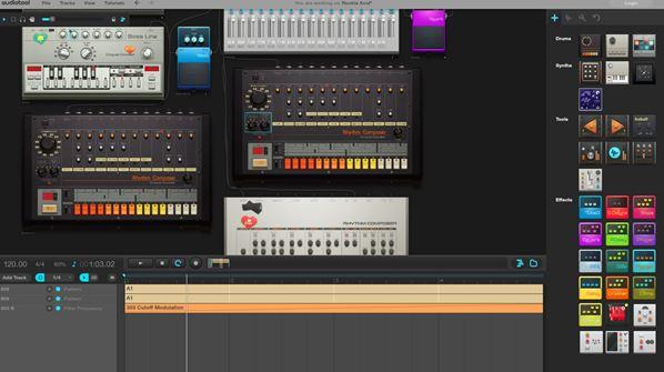 audio workstation extensions chrome 2