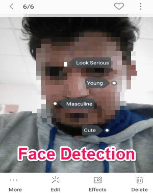 face evaluation