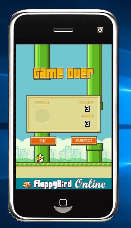 flappy bird games windows 10 1