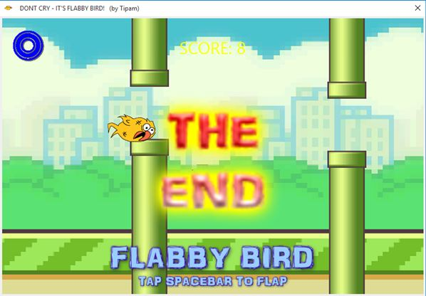 flappy bird games windows 10 2