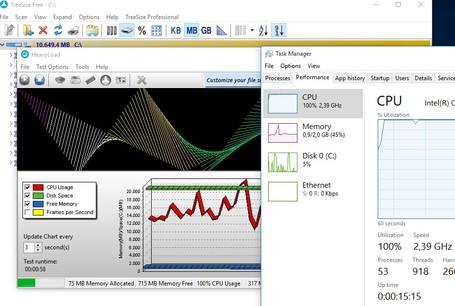 system stress testing software windows 10 1