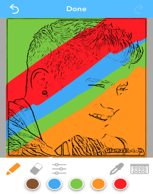 Convert Your Photos Into Coloring Pages [iPhone] - I Love ...