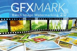 GFXMark- batch watermark photos