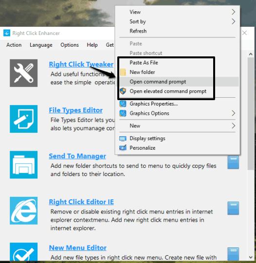 5 Free Right Click Enhancer Software For Windows 10 - I Love