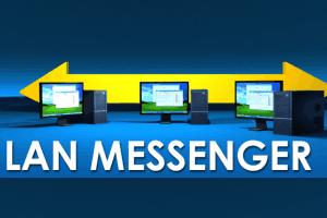 SSuite NetVine- free LAN Messenger