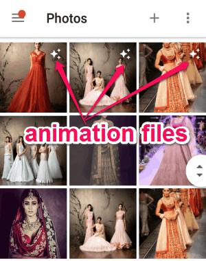 animation file