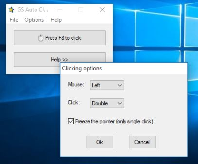 automatic mouse clicker software windows 10 4