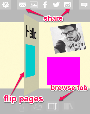 browse tab]