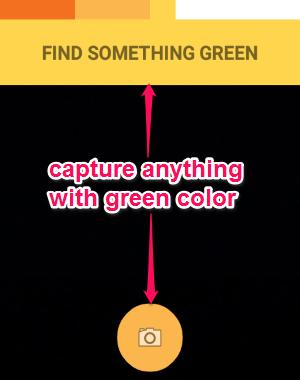 capture color