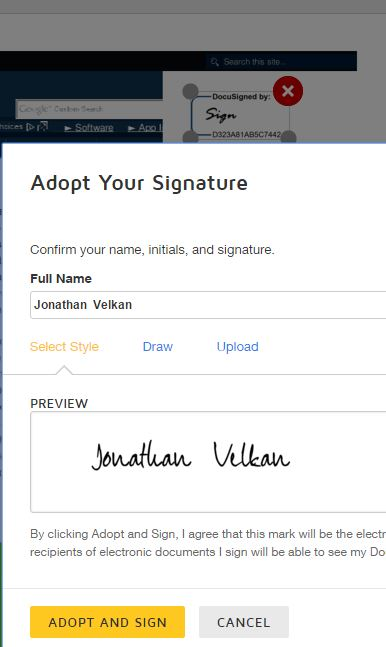 5 Digital Signature Extensions For Chrome - I Love Free Software