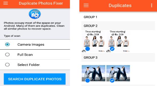 duplicate photos fixer