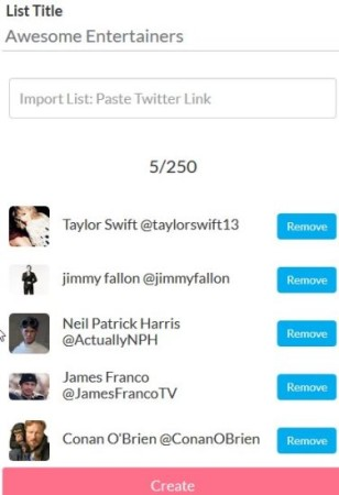 flock new list1