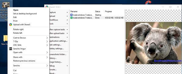 imgur upload software windows 10 3
