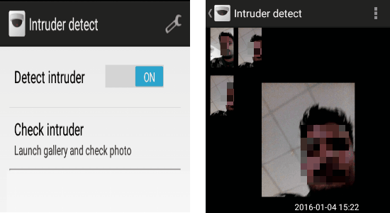 intruder detection