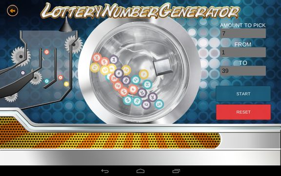 lottery number generator apps android 3