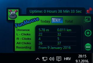 mouse distance tracker software windows 10 3