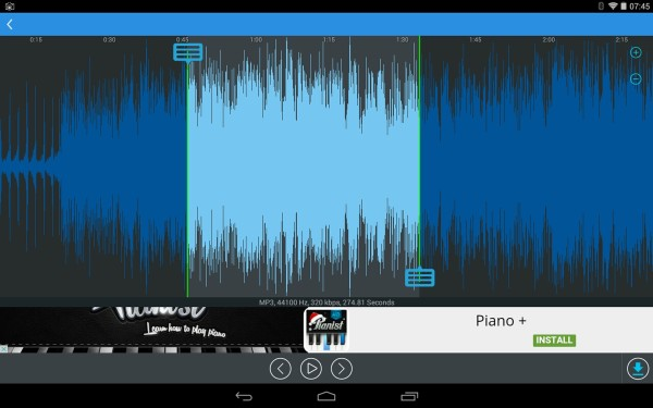 5 MP3 Audio Cutter Apps For Android - I Love Free Software