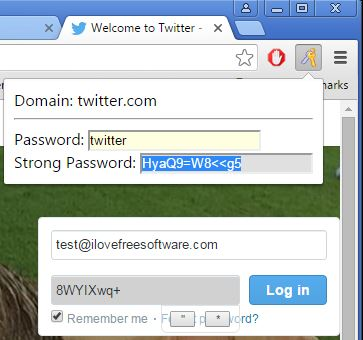 password hasher extensions chrome 2