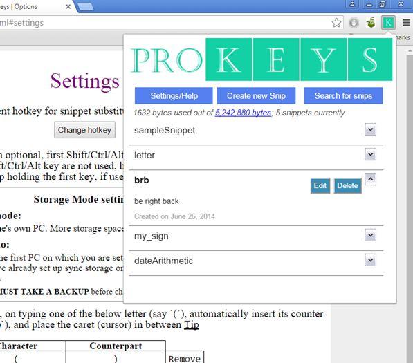text expander extensions chrome 2