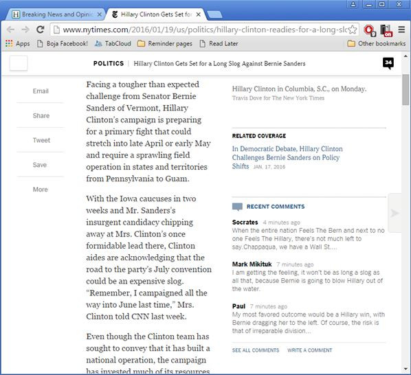 text only web extensions chrome 1