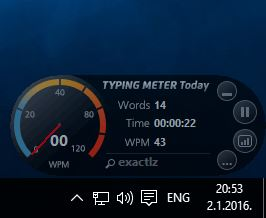 typing speed tester software windows 10 1