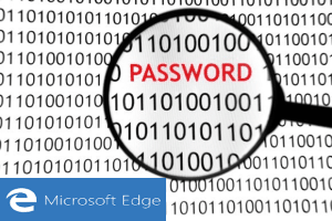 view passwords saved in Microsoft Edge