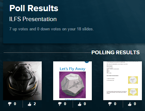 view poll results