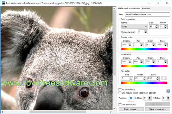 watermarking software windows 10 2