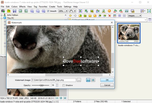watermarking software windows 10 3