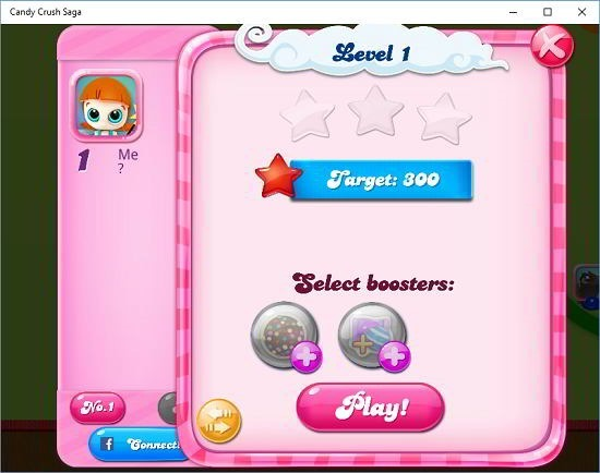 Candy Crush Saga objectives