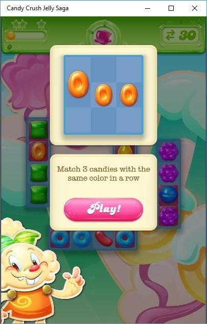 Candy Crush jelly saga tutorial