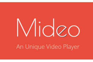 Mideo- free video player